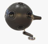 3d model of 360 ozo