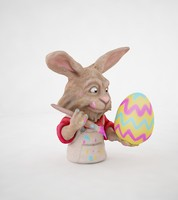 max easter bunny