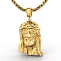 Jesus pendant mini