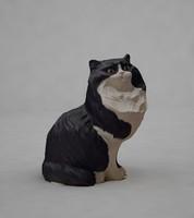 max cat statue
