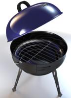 grill interior 3d max