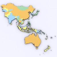 maya asia oceania