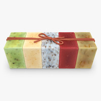 3ds organic soap set 2