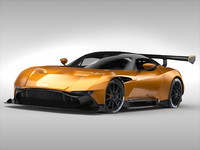 Aston Martin Vulcan (2016)