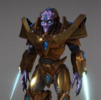 free obj mode zealot starcraft