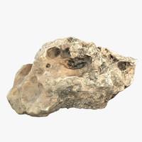 3d fbx stone