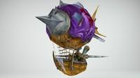 3d object wow model