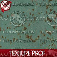 Rusty Metal Plate Texture Hi-Quality Seamless