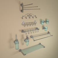 obj bath accessories