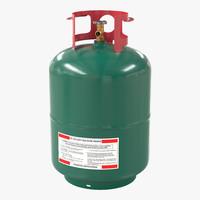 gas cylinder 3 fbx