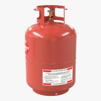 Gas Cylinder 4
