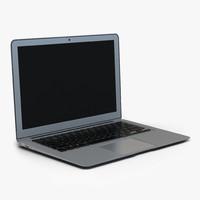 3d model generic laptop 7