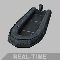 F470 Combat Rubber Raiding Craft