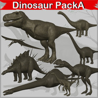 obj dinosaur apatosaurus isanosaurus