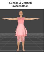 Genesis 3 Dress