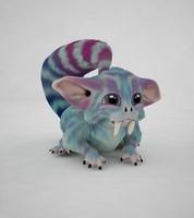 3d model creature