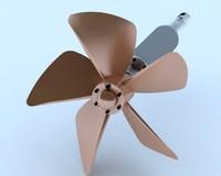 propeller 3d max