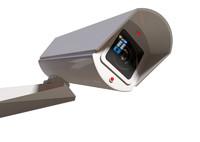 cinema4d wireless surveillance camera