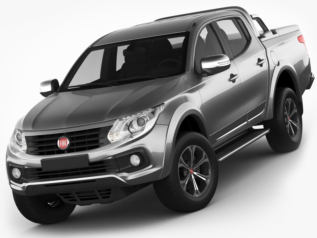 3ds fiat fullback 2016. Black Bedroom Furniture Sets. Home Design Ideas