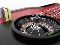 Roulette Table Set