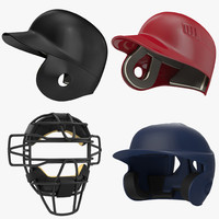 3ds baseball hats 4