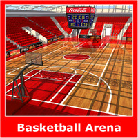 basketball arena ball max
