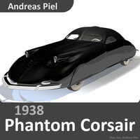3d 1938 phantom corsair