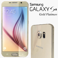 samsung galaxy s6 3d model
