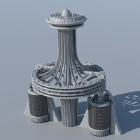 3ds max building 05