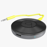 chromecast speaker 3d model