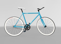maya fixed gear bicycle