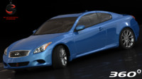 infiniti g37 coupe sport max