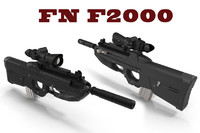max rifle fn f2000