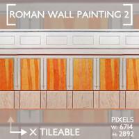 Roman Wall Painting Scheme 2