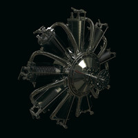 fbx ww1 rotary engine le