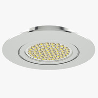 downlight spotlight light 3d model