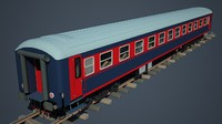 turkish passenger cars red fbx