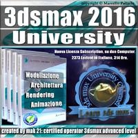 3ds max 2016 University Subscription