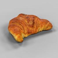 croissant obj