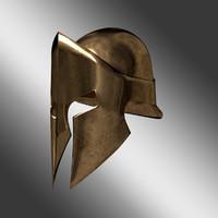 spartan helmet 3ds