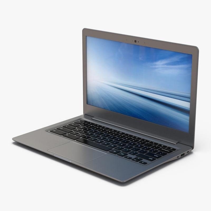 Generic Laptop 3d model 00.jpg