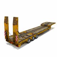 maya gooseneck trailer trucks
