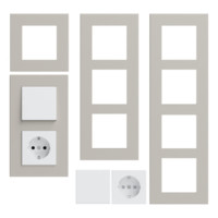 3d model outlets switches gira