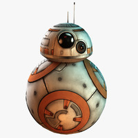 bb8 new droid 3ds
