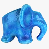 ceramic vase 3d 3ds