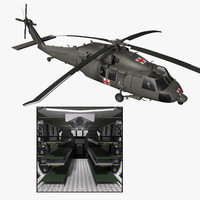 purchase hh-60m medevac helicopter max