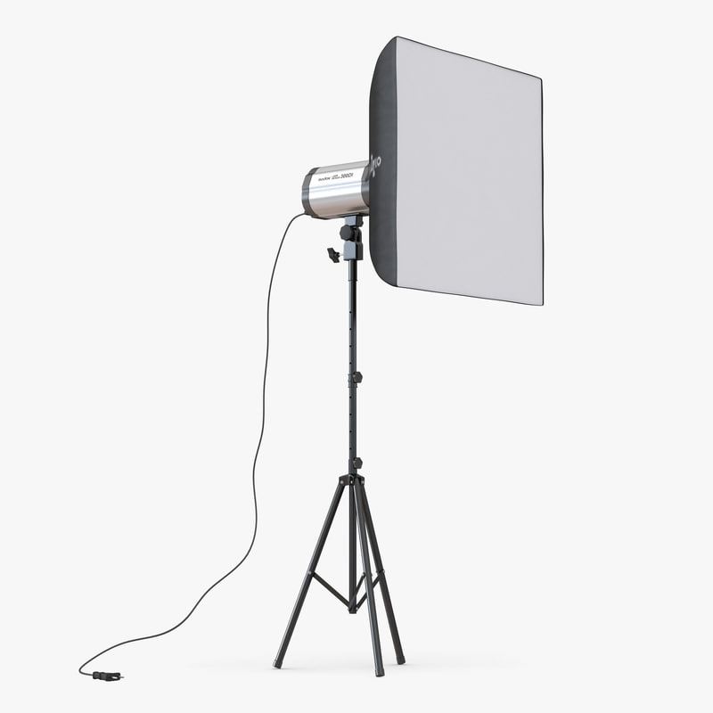 Image Gallery Model Studio Lighting Softbox