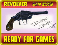 Revolver Smith Wesson