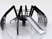 spiderweb climber max