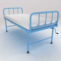 medical hospital bed 2 max